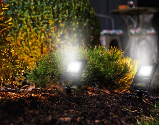 The time of year for exterior lighting is here!
